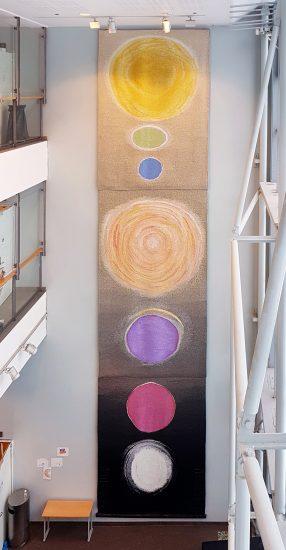 <em>Universet innenfor</em>, Ragnhild Monsen. Fotograf: KORO/Cathrine Wang