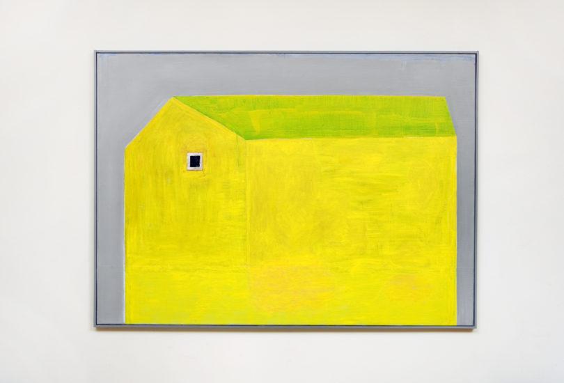 <em>Det gule huset</em>, Hanne Borchgrevink. Fotograf: Guri Dahl