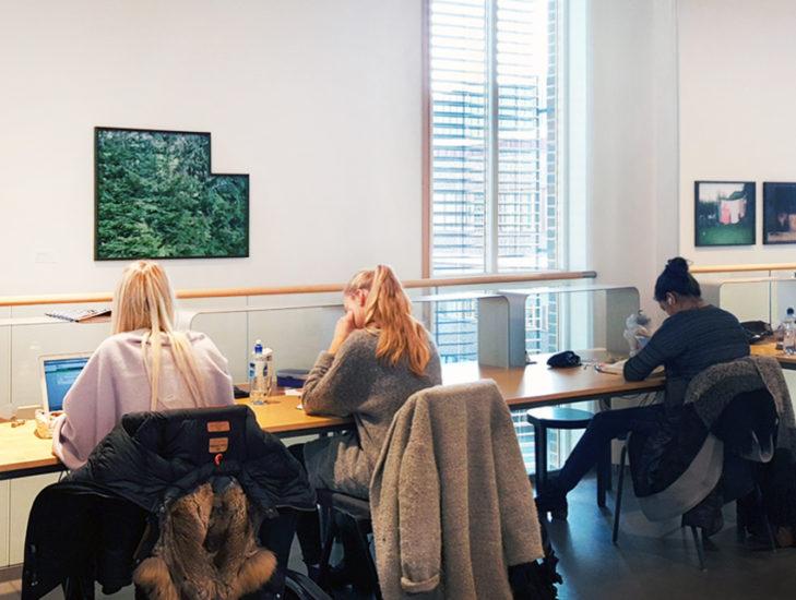 <em>Daža standard | Norsk Standard</em>, Geir Tore Holm. Fotograf: Cathrine Wang / KORO