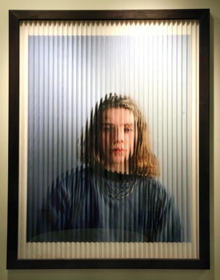 <em>Henrik 14 år</em>, av Arnold Johansen. Fotograf: Trond A. Isaksen