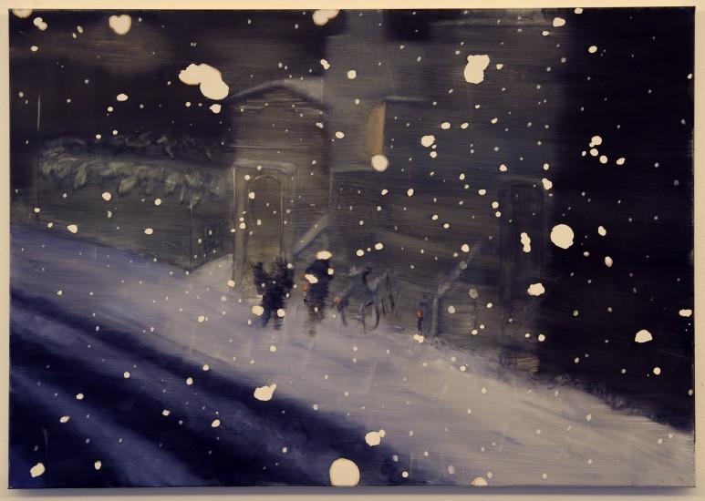 <em>White Holes</em>, Vibeke Slyngstad. Fotograf: Trond Isaksen