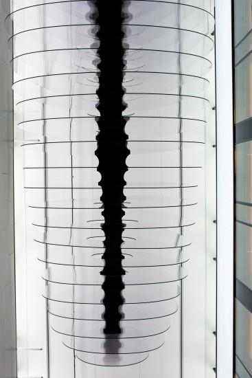 <em>Tverrsnitt</em>, av Haugen/ Zohar Arkitekter. Fotograf: Trond A. Isaksen
