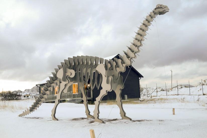 <em>Dino</em>, Eivind Blaker. Fotograf: Jenny-Marie Johnsen
