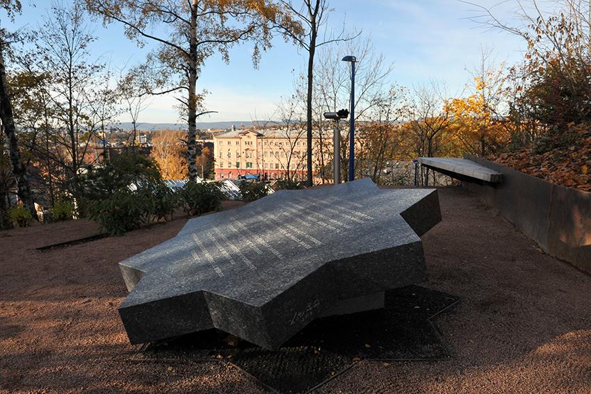 <em>Dette er et fint sted</em>, . Fotograf: Alette Schei Rørvik
