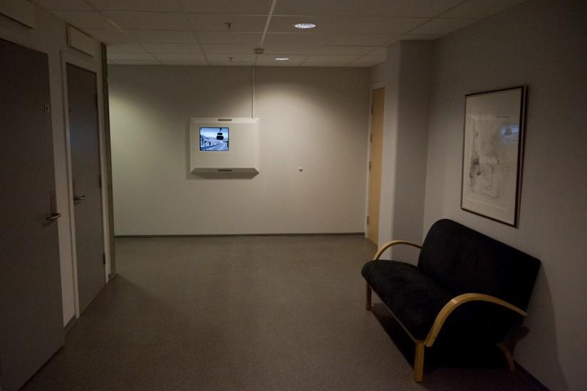 <em> ˈvidēˌō </em>, av Jesper Alvær. Fotograf: Ole John Aandal