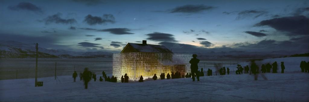 <em>Still life</em>, Kjell-Erik Ruud, Peder Istad, Helena Kive. Fotograf: Oddleiv Apneseth