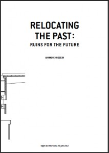 cover - Relocating the past