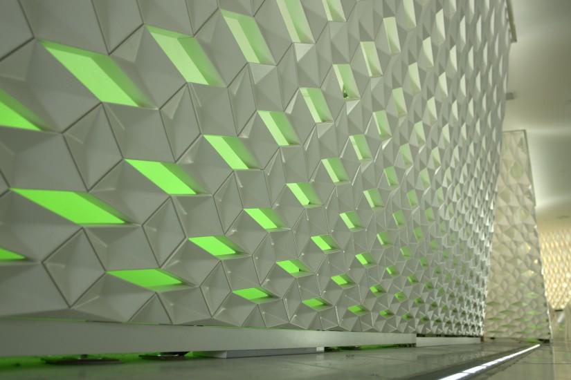 <em>The other wall</em>, Olafur Eliasson. Fotograf: Jens Sølvberg