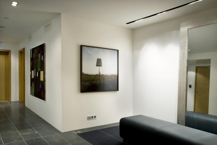 <em>The Lamp</em>, av Signe Marie Andersen. Fotograf: Jiri Havran