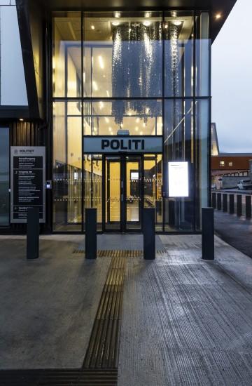 <em>Refleksjoner (Kamuflasje)</em>, Hanne Friis. Fotograf: Kjell Ove Storvik