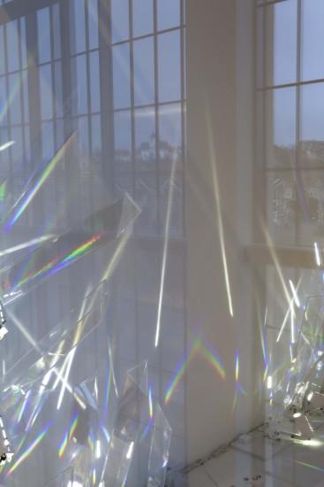 <em>Crystallin</em>, av Camille Norment. Fotograf: Hilde Honerud