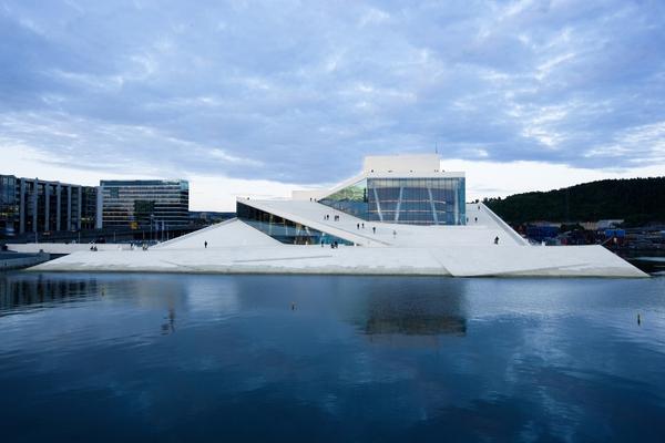 <em>Den Norske Opera & Ballett</em>, Oslo. Fotograf: Trond Isaksen