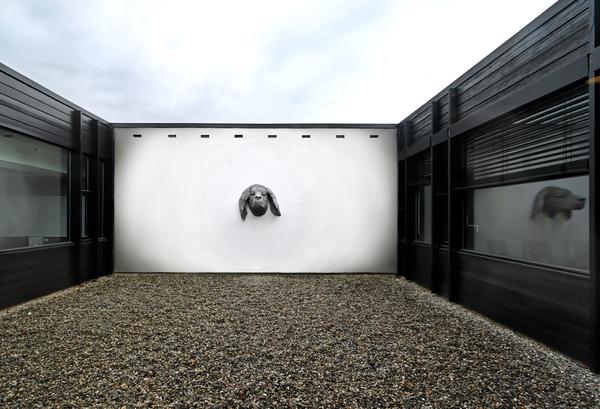 <em>Dogscape</em>, av Petter Hepsø. Fotograf: Werner Zellien