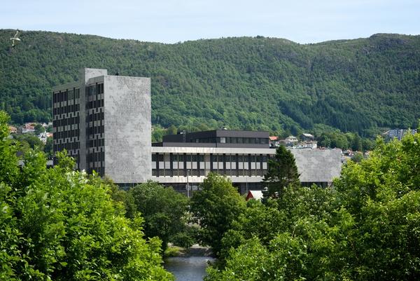 <em>Høgskolen i Bergen</em>, Hordaland. Fotograf: Statsbygg