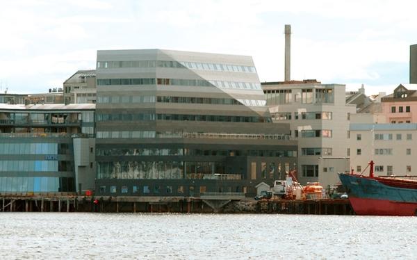 <em>Luftfartstilsynet</em>, Bodø. Fotograf: Luftfartstilsynet