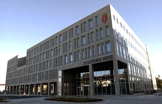 <em>Statens Hus</em>, Stavanger. Fotograf: Statsbygg
