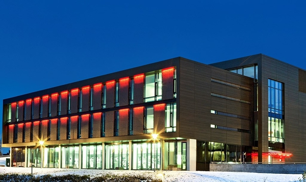 <em>Domus Medica</em>, Universitetet i Oslo. Fotograf: Statsbygg