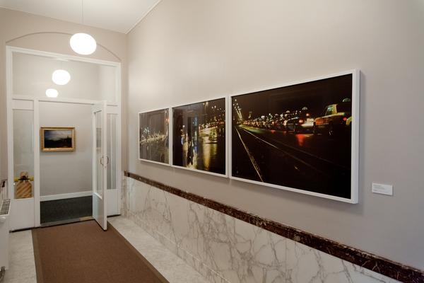 <em>Contemporary Memory – I'll bring you home</em>, av Victor Lind. Fotograf: Ole John Aandal