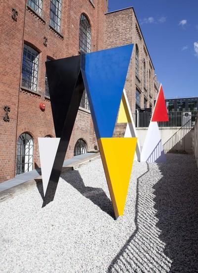 <em>Double Dynamic</em>, Camilla Løw. Photographer: Hilde Honerud