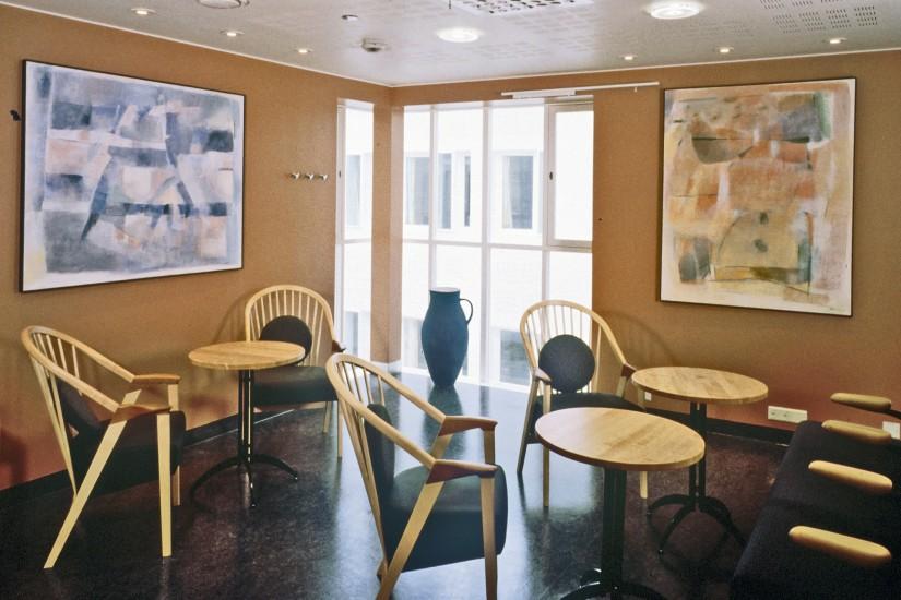 <em>Blå mugge</em>, Lisbeth Dæhlin. Photographer: Jiri Havran