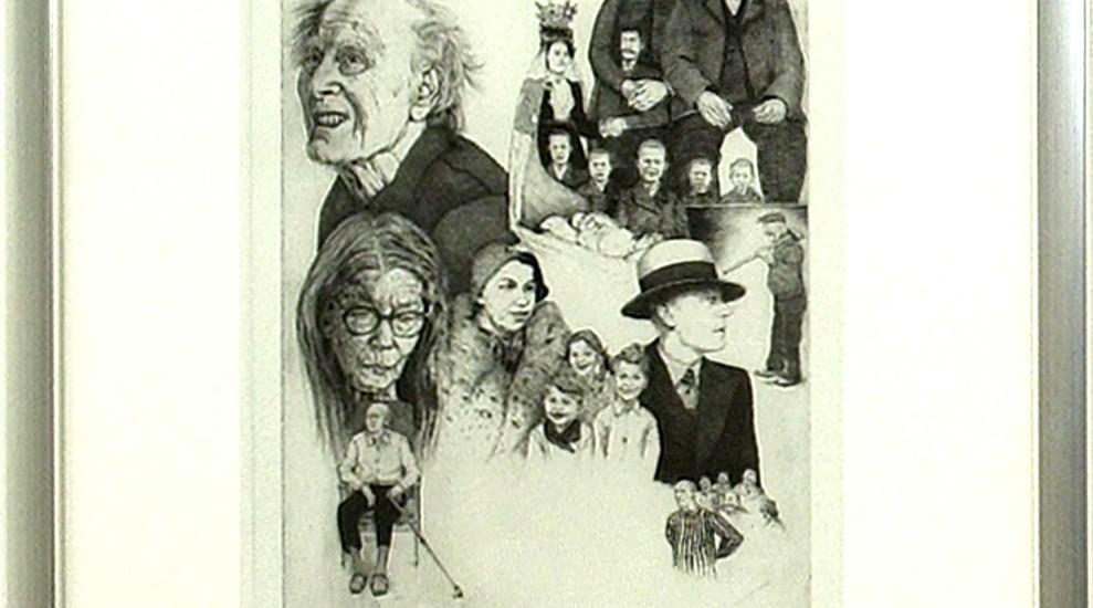 <em>Familiebilde: Lytter</em>, Arne Bendik Sjur. Photographer: Jiri Havran