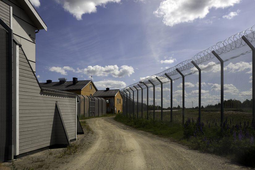 <em>Politiets utlendingsinternat, Trandum</em>, Akershus. Fotograf: Werner Zellien
