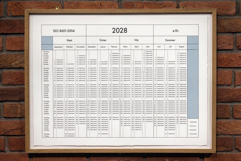 <em>Year 2028</em>, Toril Johannessen. Fotograf: Thor Brødreskift