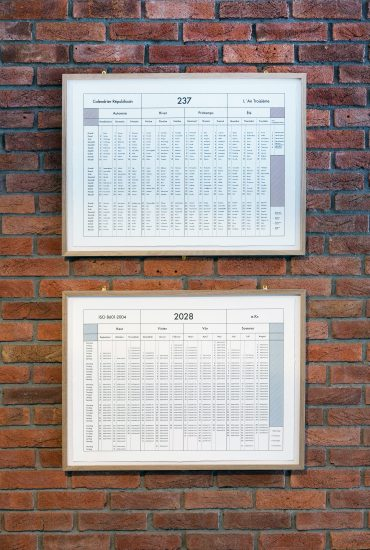 <em>Annee 237 og Year 2028</em>, Toril Johannessen. Photographer: Hilde Honerud