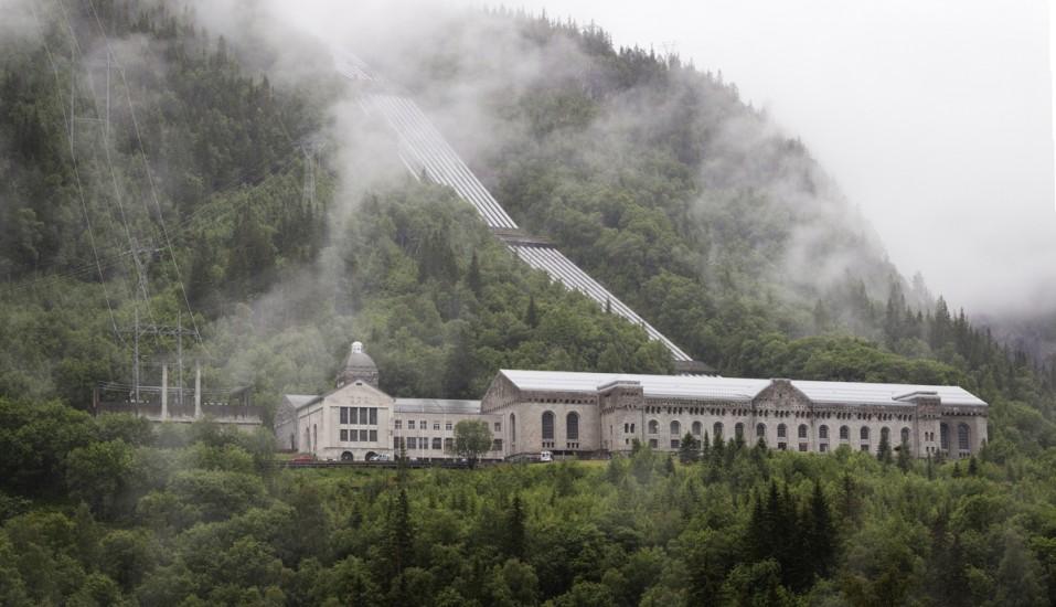 <em>Norsk Industriarbeidermuseum</em>, Vemork. Fotograf: Trond A. Isaksen