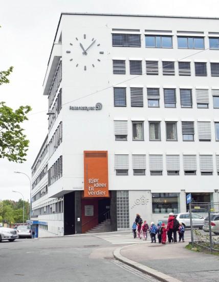 <em>Patentstyret</em>, Oslo. Fotograf: Trond Isaksen