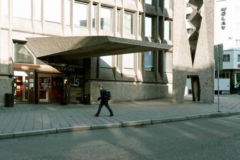 <em>Universitetet i Oslo</em>, Domus Nova. Fotograf: Werner Zellien