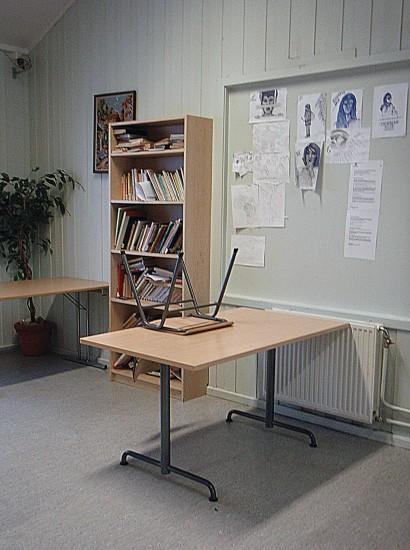 <em>Handlingsrum / Latitude</em>, Åsa Sonjasdotter. Fotograf: Katrine Giæver