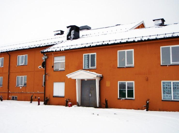 <em>Politiets utlendingsinternat, Trandum</em>, Akershus. Fotograf: Katrine Giæver
