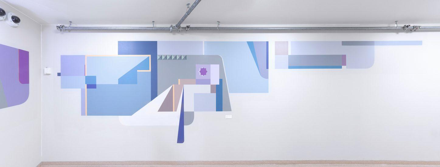 <em>Simultaneous Transitions</em>, Juan Brito Vargas. Fotograf: Werner Zellien