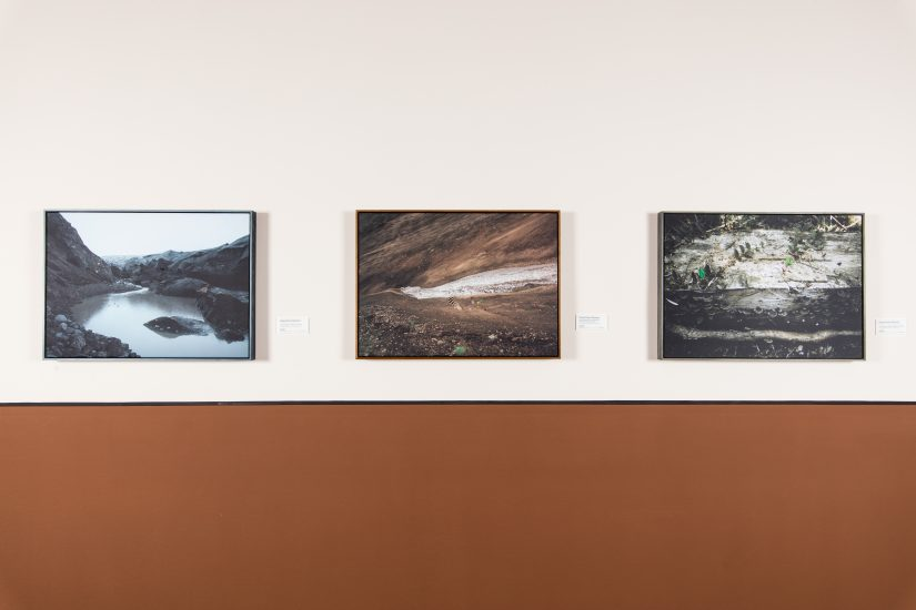 <em>A New Beginning – Wisdom of the North, The Conference of Birds – Wisdom of the West,  Conversations in the Undergrowth – Wisdom of the East and South</em>, Hege Dons Samset. Photographer: Marius Hauge