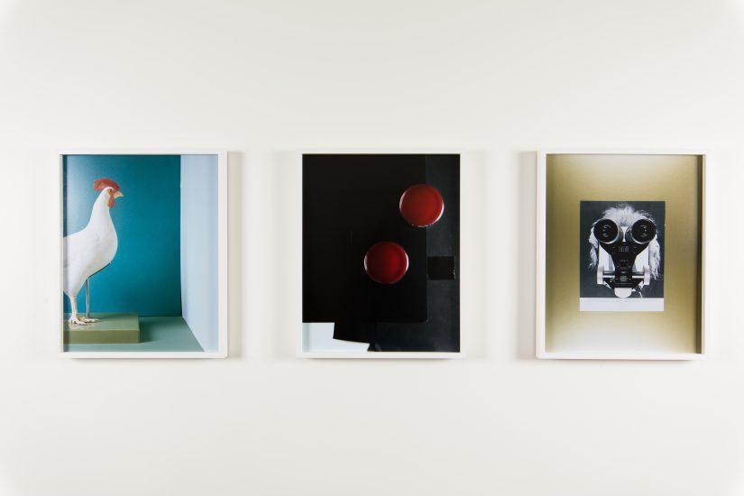 <em>Still Life #3, #1 og #2</em>, Marte Aas. Photographer: Marius Hauge