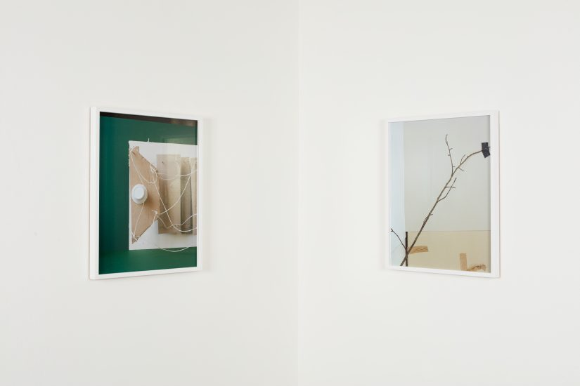 <em>Still Life #8 og #9</em>, Marte Aas. Photographer: Marius Hauge