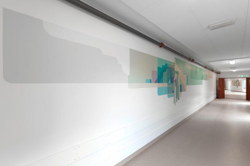 <em>Fragmenter fra en by</em>, Juan Brito Vargas. Photographer: Werner Zellien