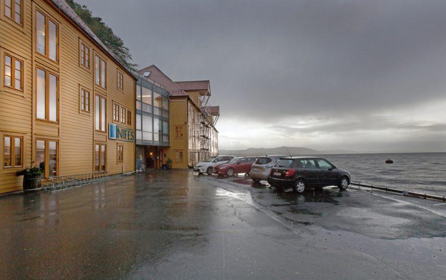 <em>Havforskningsinstituttet</em>, Bergen, Hordaland. Fotograf: Werner Zellien
