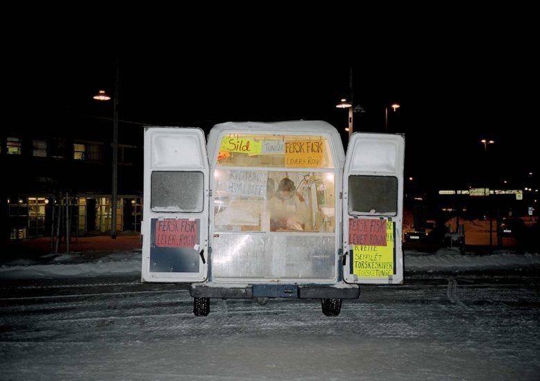 <em>Fiskebil</em>, Kristin Tårnesvik. Fotograf: Kristin Tårnesvik