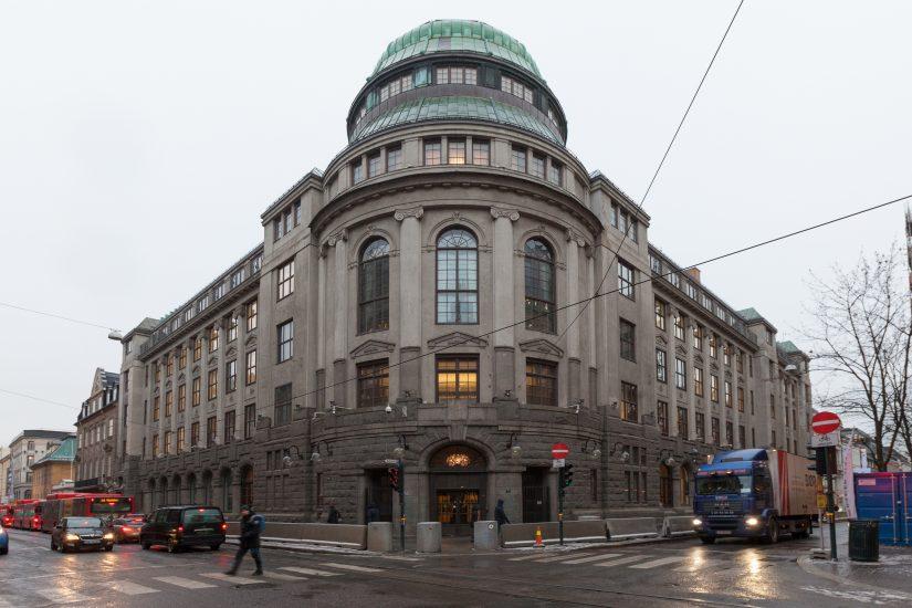 <em>Kunnskapsdepartement</em>, Oslo. Fotograf: Werner Zellien