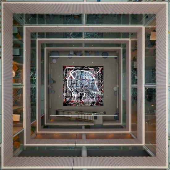 <em>Chi Squared</em>, Ole Lislerud. Fotograf: Werner Zellien