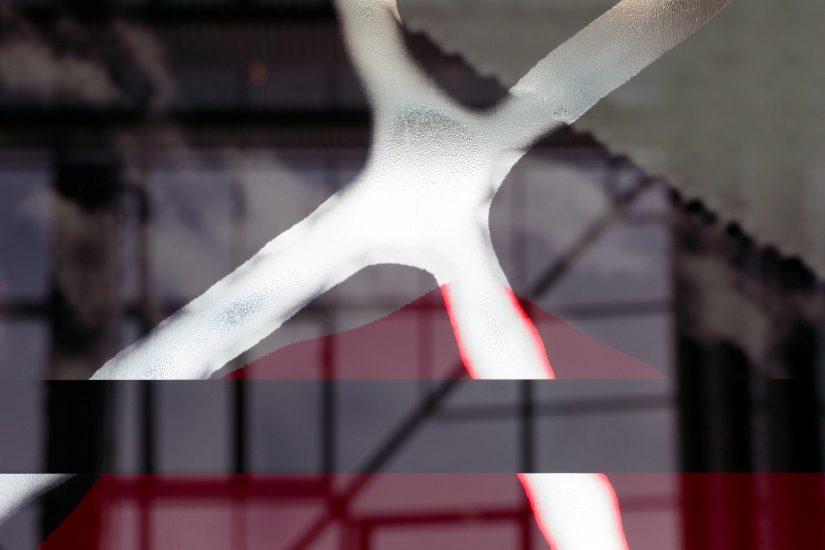 <em>Chi Squared (detalj)</em>, Ole Lislerud. Fotograf: Werner Zellien