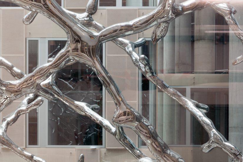 <em>Organisme (detalj)</em>, Inge van der Drift. Photographer: Werner Zellien