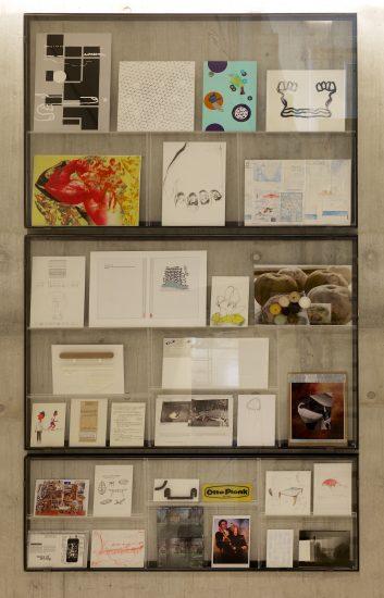 <em>Ephemerality – A Permanent Collection (1)</em>, Oppgang A, plan 2. Photographer: Pål Hoff