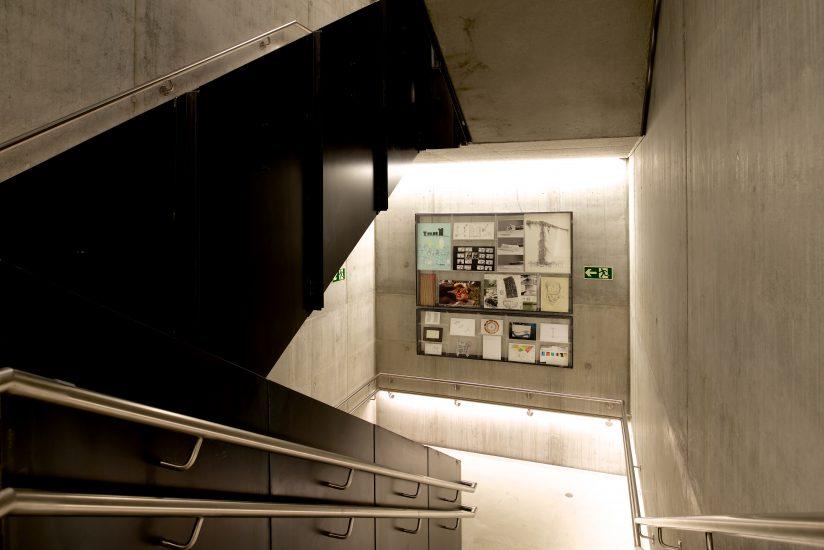 <em>Ephemerality – A Permanent Collection (3)</em>, Oppgang A, plan 4. Photographer: Pål Hoff