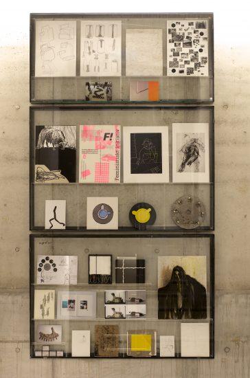 <em>Ephemerality – A Permanent Collection (4)</em>, Oppgang A, plan 5. Photographer: Pål Hoff