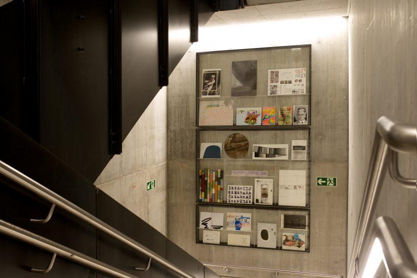 <em>Ephemerality – A Permanent Collection (5)</em>, Oppgang B, plan 2. Photographer: Pål Hoff