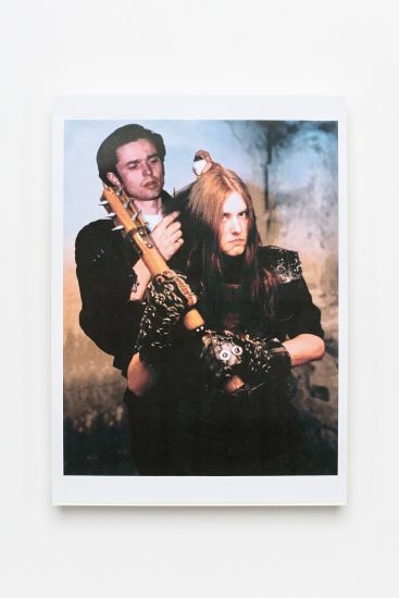 <em>Ole John Aandal</em>, foto, xerografi, 1994. Photographer: Vegard Kleven