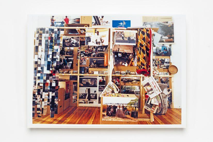 <em>Aage Langhelle</em>, fotografi på papir, 2000. Photographer: Vegard Kleven